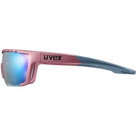 UVEX Sportstyle 707 Glasses, rosa